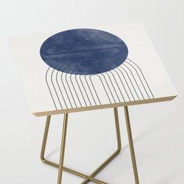 Blue Sun Side Table