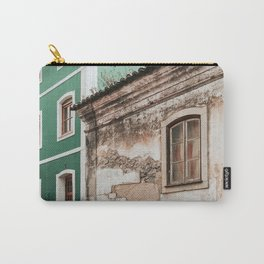 Old Portuguese house Carry-All Pouch