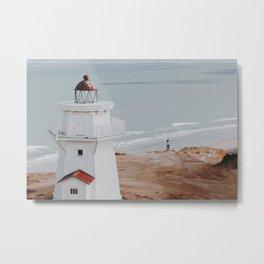 Lighthouse II Metal Print