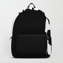 Bachelor party game over Backpack