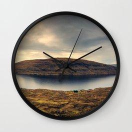 Leitisvatn Wall Clock