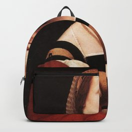 Raphael - La donna gravida Backpack
