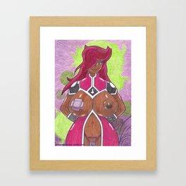 Dimona Framed Art Print
