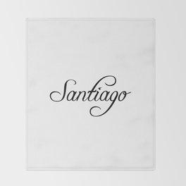 Santiago Throw Blanket