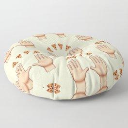 Pizza Praise Floor Pillow