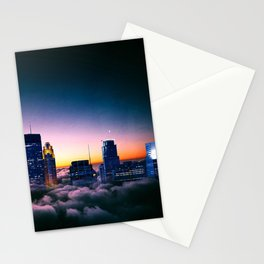 Minneapolis Above the Clouds Stationery Cards