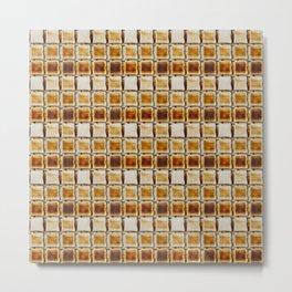 Toast Toast and More Toast Metal Print