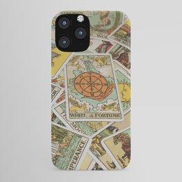 Tarot Cards iPhone Case