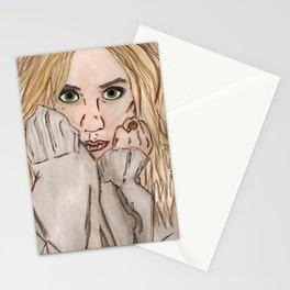 Mary Kate /Ashley Olsen  Stationery Cards