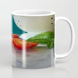 Fallen Cherry Tomatoes Coffee Mug