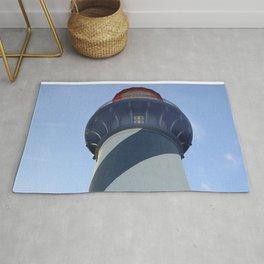 saint augustine lighthouse photography Rug