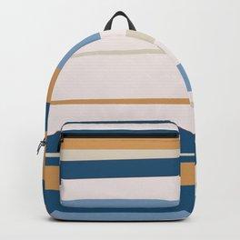 Mosaic Blue H3 Backpack