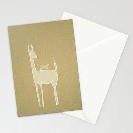 la Biche du Bois Stationery Cards
