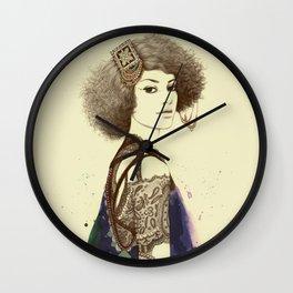 Nebula II Wall Clock