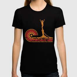 Retro Style Water Jet Pack Vintage T-shirt