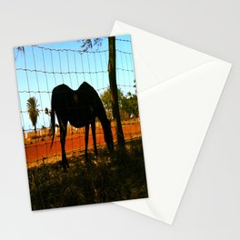Horse by the Sea Stationery Cards