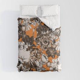 SKULLS 2 HALLOWEEN Comforters