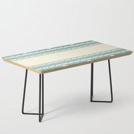 Colorful Geometric Boho Style 2 Coffee Table