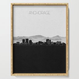 City Skylines: Anchorage Serving Tray