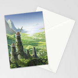 The Valley of the Wind, Nausicaa Stationery Cards