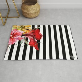 FLORA BOTANICA | stripes Rug
