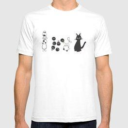 MIYAZAKI FRIENDS T-shirt