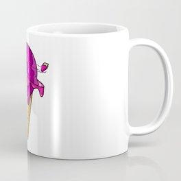 Melting Planet Ice Cream Coffee Mug