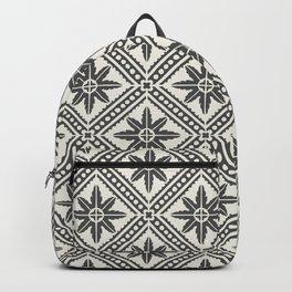 TAZA STAR TILE GREY Backpack