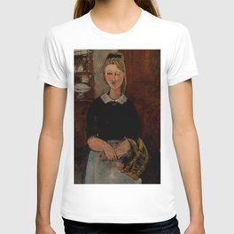 """Amedeo Modigliani """"The Pretty Housewife (La Jolie ménagère)"""" T-shirt"""