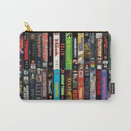 VHS Collection Carry-All Pouch