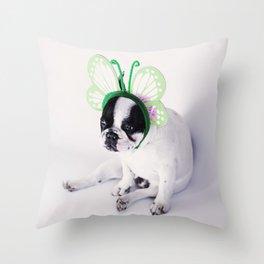 Chillaxing Throw Pillow