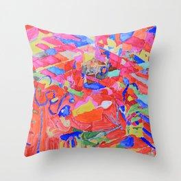 Sigrid #7 Throw Pillow