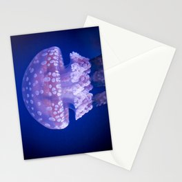 Jellyfish Mushroom Bloom - Photography Stationery Cards