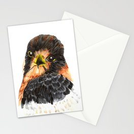 Glamour Falcon Stationery Cards