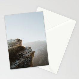 Taft Point, Yosemite Stationery Cards