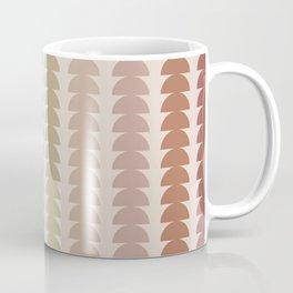 Maude Pattern- Vintage Multicolor Coffee Mug