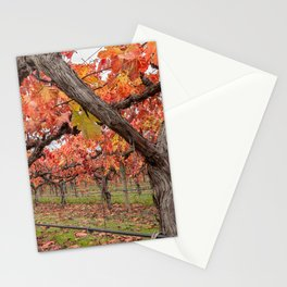 Red Vines Stationery Cards
