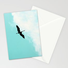 Crane(s) V Stationery Cards