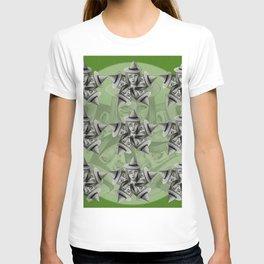 Kaleidescope Witch T-shirt