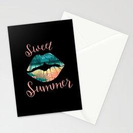 Sweet Summer Muah Stationery Cards
