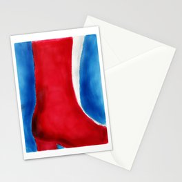 A Hero's Boot Stationery Cards