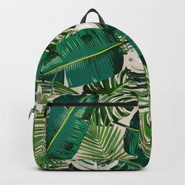 Tropical Greenies Backpack