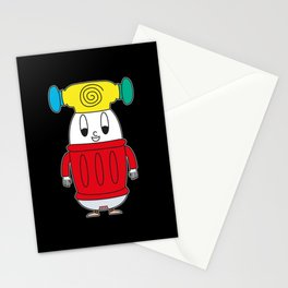 Baby-Hammer Egg Stationery Cards