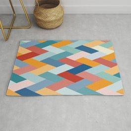 Colorful Geometry VIB Rug
