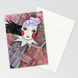 Celebration - Circus Clown, Party Stationery Cards