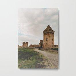 Fortress ruin Metal Print