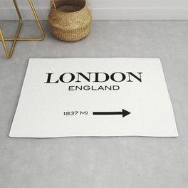 London - England Rug