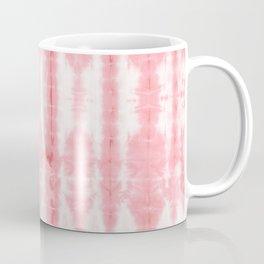 Tiki Shibori Pink Coffee Mug