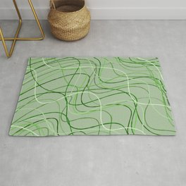 Nature lines Rug