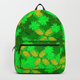 Pineapple shadows festival Backpack